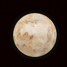 免扣发光月亮图层
