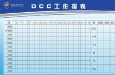 dcc看板