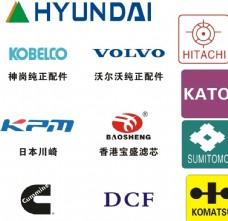 工程机械标志