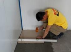 瓷砖胶施工图
