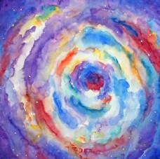 缤纷多彩银河系