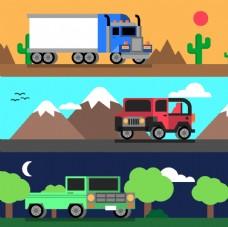 交通運輸標志