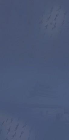 灰蓝色古典背景