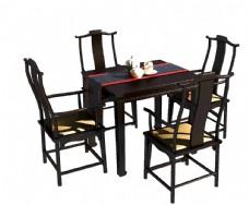 餐桌椅  茶桌椅