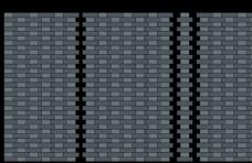 高清青磚矢量圖