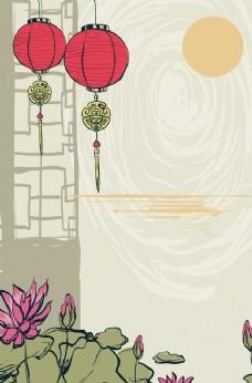 插画中国风