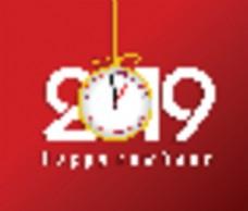 2019新年 海报设计 猪年