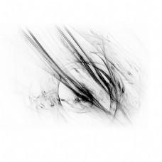 水彩黑色创意泼墨