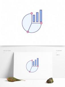 图标办公可爱矢量扁平商务科技可商用元素