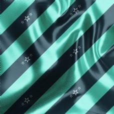 真丝材质丝绸印花效果样机
