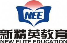 新精英教育logo