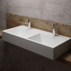 洗漱池模型