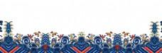 古典中国风复古花纹装饰素材