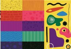 加州复古爵士乐音乐海报