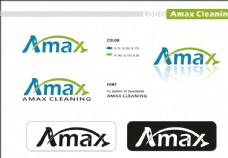 清洁公司商标logo