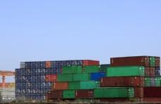 裝箱 貨運柜 貨柜 海運 碼頭