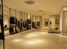 商场服装店品牌高档店铺专卖店