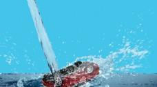 水珠水露水紋