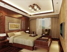 室内装修 效果图 软床 效果图