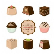巧克力糖果