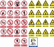 工地安全标识