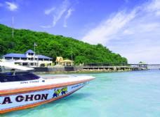 泰国珊瑚岛
