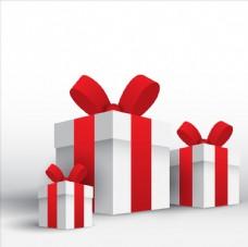 圣诞礼盒背景
