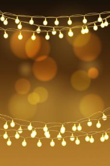 炫彩led灯背景璀璨背景