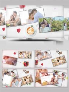 唯美浪漫婚礼爱情告白PR模板