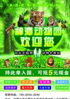 动物园宣传页