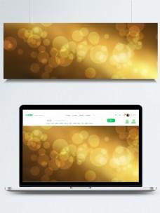 光效背景纯色原创金色效果