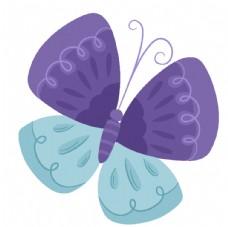 蝴蝶矢量图