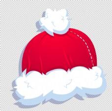 卡通圣诞帽